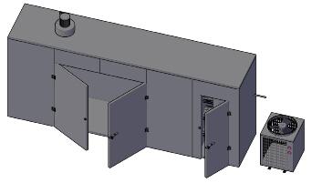 热泵烘干机原理-肉制品烘干机厂家